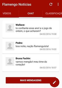 Noticias do Flamengo screenshot 2