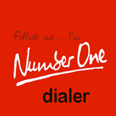 Number One Dialer icon