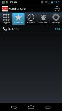 Number One Dialer screenshot 2