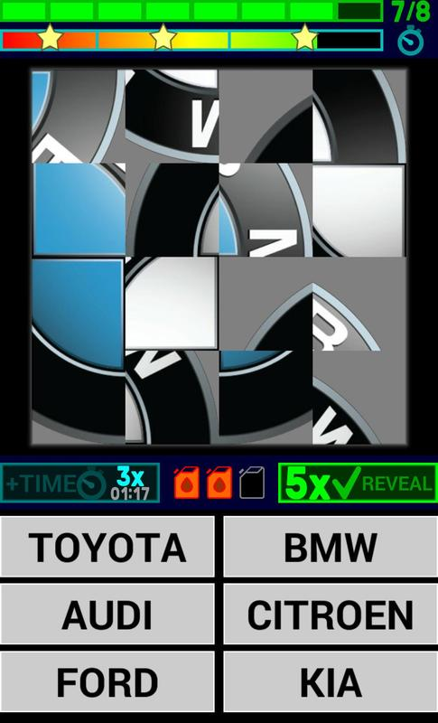 cars logos quiz hd apk download free trivia game for android