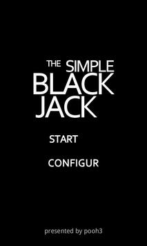 The Simple Blackjack poster