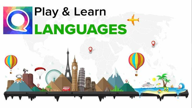 Play & Learn Languages Free poster