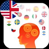 Lyrebird: Learn ENGLISH icon