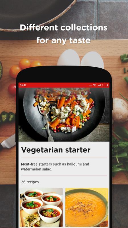 Cook app free recipe book descarga apk gratis comer y beber cook app free recipe book captura de pantalla de la apk forumfinder Images
