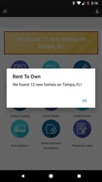 Rent to Own Homes - Resources and Listings apk screenshot
