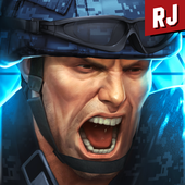 Imperial: War of Tomorrow, a mobile strategy game icon