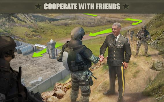 Imperial: War of Tomorrow, a mobile strategy game apk screenshot