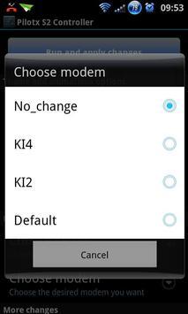 Pilotx S2 Controller apk screenshot