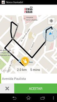 Sem Parar Taxista apk screenshot