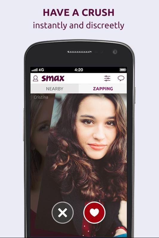 Application smax rencontre