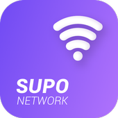 SUPO Network-Speed Test&Booster icon