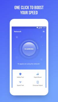 SUPO Network-Speed Test&Booster poster