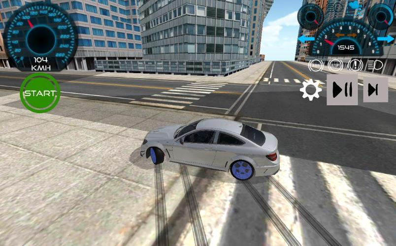 C63 AMG 3D for Android - APK Download