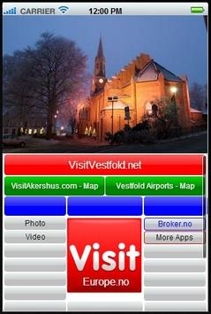 VisitVestfold VisitEurope.no apk screenshot