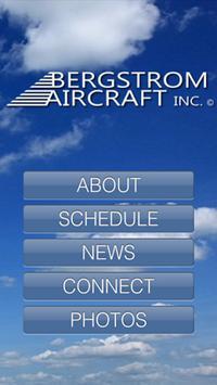 Bergstrom Aircraft Inc poster