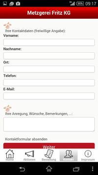 Metzgerei Fritz screenshot 3