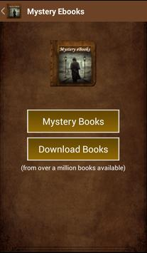 Mystery Ebooks poster