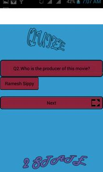 2 -- -Stat -movie quize apk screenshot