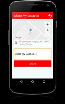 Share My Location (No ads) screenshot 2