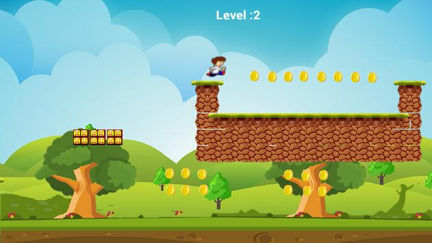 Bheem Jungle Run screenshot 3