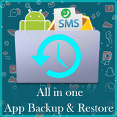 Super Backup And Restore SMS,Calls, Games&App Data