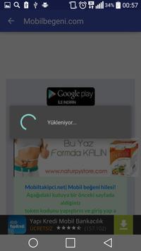 Mobil Begeni Sosyal Medya screenshot 6