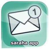 New Saraha Online Message App icon