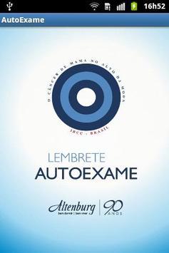 Autoexame poster