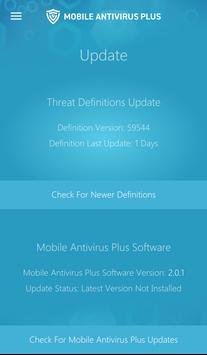 Mobile Antivirus Plus screenshot 4
