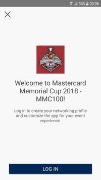Mastercard Memorial Cup 2018 screenshot 2