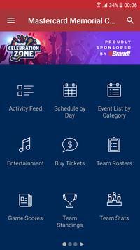 Mastercard Memorial Cup 2018 screenshot 3