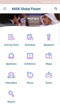 Misk Global Forum screenshot 2