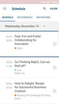 Misk Global Fourm screenshot 3