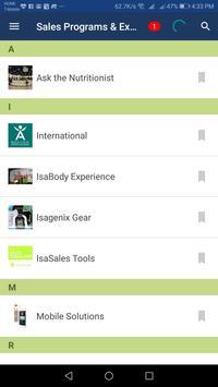 Isagenix Events screenshot 4