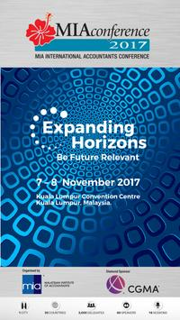 MIA Conference 2017 poster