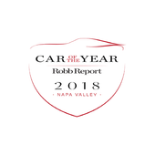 Robb Report Car Of The Year icon