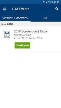 National PTA Events screenshot 1