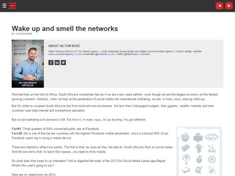Bizcommunity Trends apk screenshot