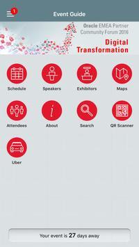 Oracle Digital Transformation apk screenshot
