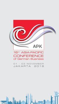 APK 2018 poster