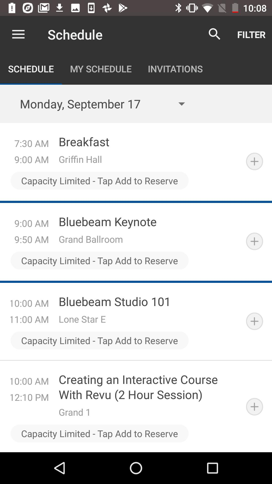 Bluebeam Events for Android - APK Download