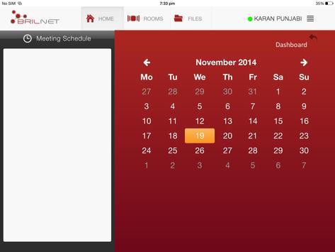 BrilNet - Tablet apk screenshot