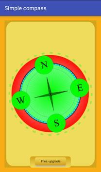 Simple compass screenshot 3