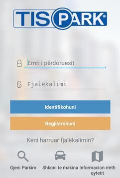 TISPARK apk screenshot