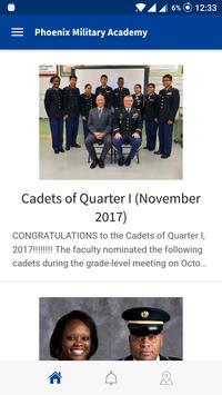 Phoenix Military Academy poster