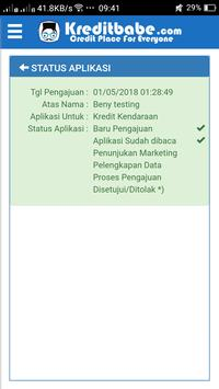 Kreditbabe.com screenshot 8
