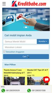 Kreditbabe.com screenshot 1