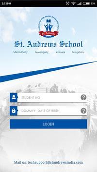 St. Andrews School poster