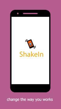 ShakeIn poster