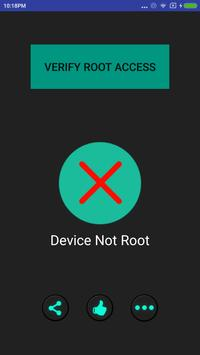 Root Checker apk screenshot